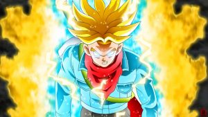 Best 20 Pictures of Dragon Ball Z – #12 – Future Trunks in Super Saiyan Form
