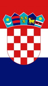 Croatian Flag Wallpaper for Mobile Phones