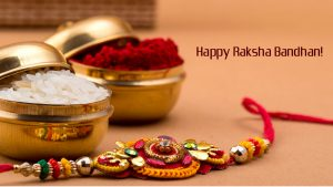Happy Raksha Bandhan Wallpaper in HD 1080p
