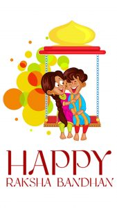 Happy Raksha Bandhan WhatsApp and Facebook Message