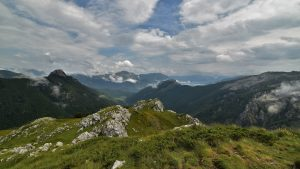 High Resolution Nature Photo of Prokletije Mountains for Desktop Background