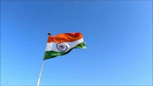 Tiranga Image for Wallpaper of India Flag