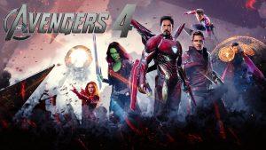 The Avengers 4 Wallpaper by Marvel Studios