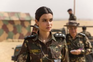 Wallpaper of Diana Penty in Parmanu The Story of Pokhran