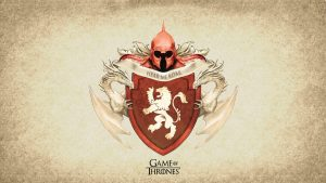 Game of Thrones Wallpaper 08 of 20 - House Lannister - Hear Me Roar