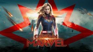Captain Marvel HD Wallpaper for Desktop Backgrounds