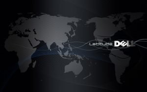 Top 20 Wallpapers for Dell Laptops - 06 - World Map