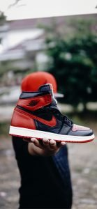 Free iPhone 11 Wallpaper Download 07 of 20 - Nike Air Jordan 1 Shoes