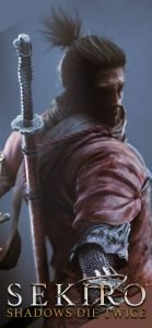 Free iPhone 11 Wallpaper Download 13 of 20 - Sekiro Video Game