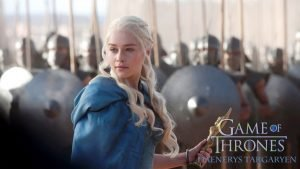 Game of Thrones Wallpaper 16 of 20 – HD Picture of Daenerys Targaryen