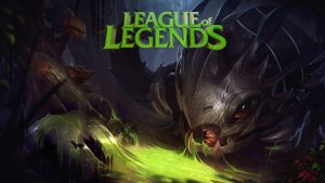 League of Legends Wallpaper 1920x1080 - 03 - Kog'Maw the Mouth of the Abyss