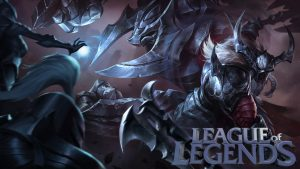 League of Legends Wallpaper 1920x1080 - 05 - Olaf the Berserker