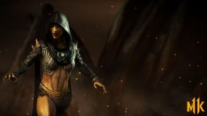 Mortal Kombat 11 Characters Wallpapers 14 0f 31 - D'Vorah