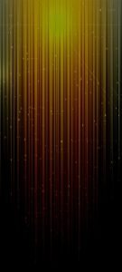 Dark Background with 3D Lights for Samsung A51 Wallpaper - 10 of 10 - Orange Vertical Rays