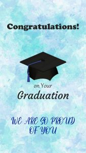 Congratulations Graduations Images Free - We Are So Proud of You