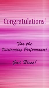Congratulations Images for All Purposes with Simple Design
