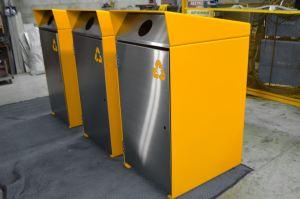 Recycle Bin Fabrication