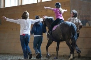 Equine Therapeutic Riding All Points Equine Holiday Newsletter 2016
