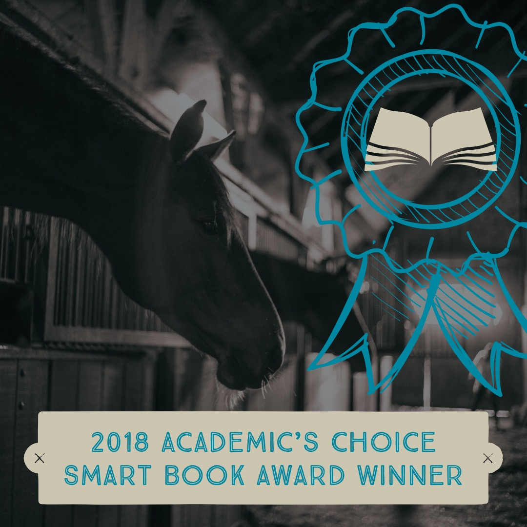 The Horses & Ponies Activity Book Earns 2018 Academics' Choice Award for Mind-Building Excellence