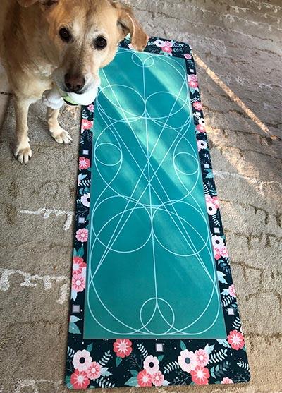 Abby Yoga Mat