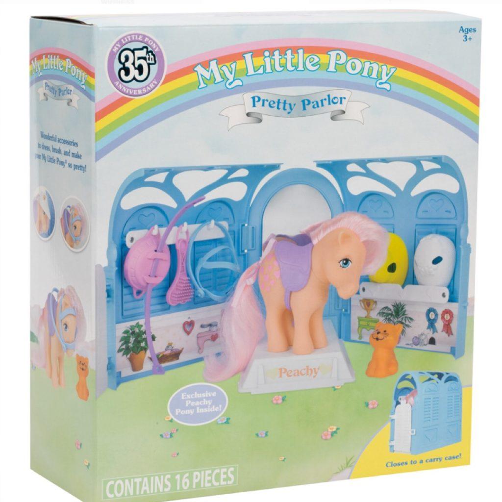 Original My Little Ponies