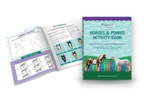 Allpony Activity Book
