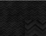 chalkboard black chevron background pattern
