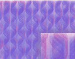 purple swizzle background pattern