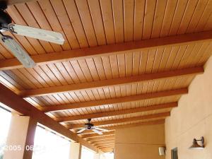 wood entry
