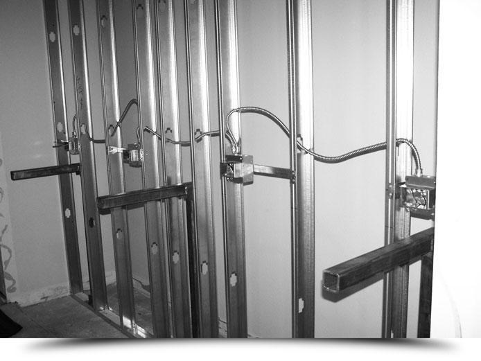 Metal-Stud-Framing