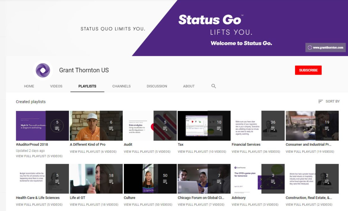 Grant Thornton YouTube screenshot