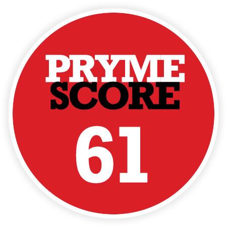 Pryme Score 63