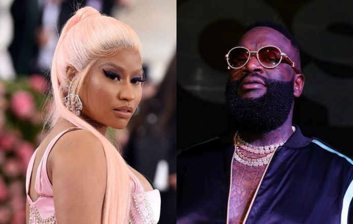 Nicki Minaj Rick Ross image