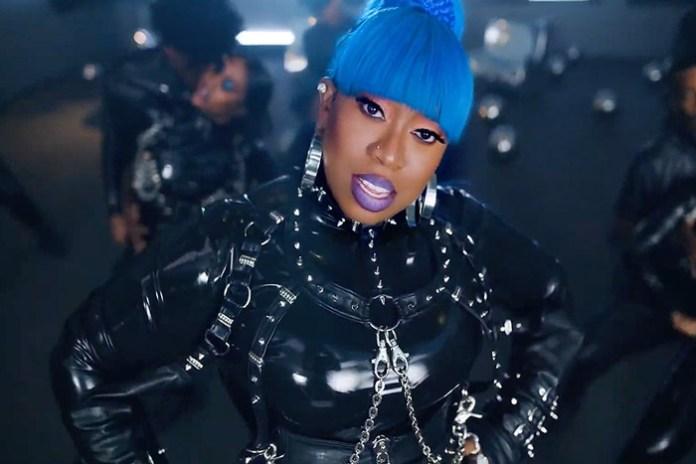 Missy Elliott and Sum1 DripDemeanor video image