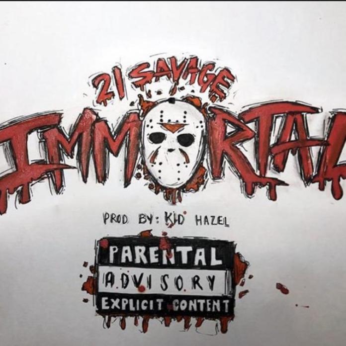 """21 Savage Finally Drops Mortal Kombat 11 Trailer Song """"Immortal"""" image"""