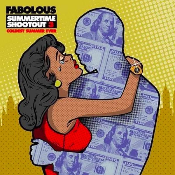 Fabolous Summertime Shootout 3 album cover image