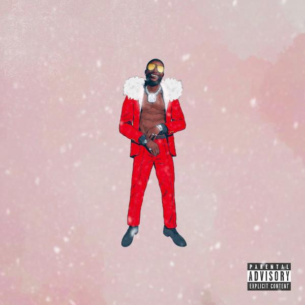 "Gucci Mane Drops ""East Atlanta Santa 3"" LP cover image"