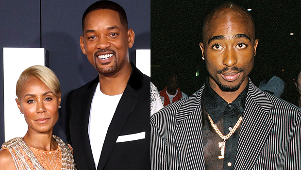 Will SMith Jada Smith Tupac image