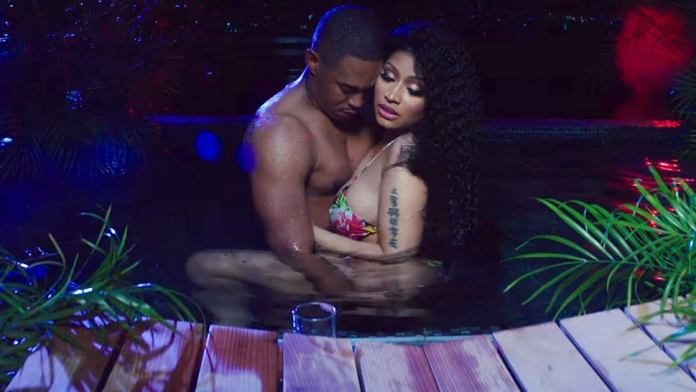 Nicki Minaj and husband Kenneth Petty