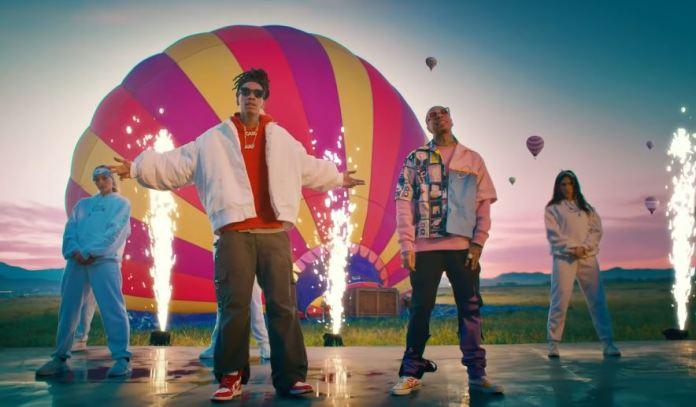 Wiz Khalifa Tyga - Contact video image