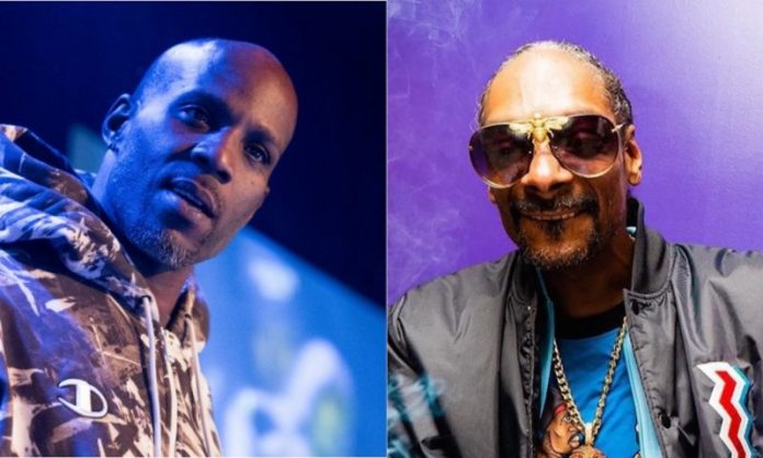 DMX To Face Off Snoop Dogg In The Next 'Verzuz' IG Live Battle
