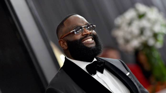 Rick Ross Wins 5-Year Legal Battle With 50 Cent Over 'In Da Club' Remix