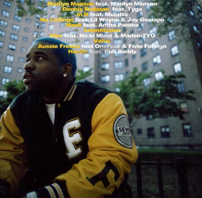 A$AP Ferg Floor Seats 2 back cover image