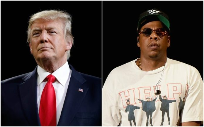 Donald Trump Calls Out Jay-Z At A Campaign Rally In Pennsylvania