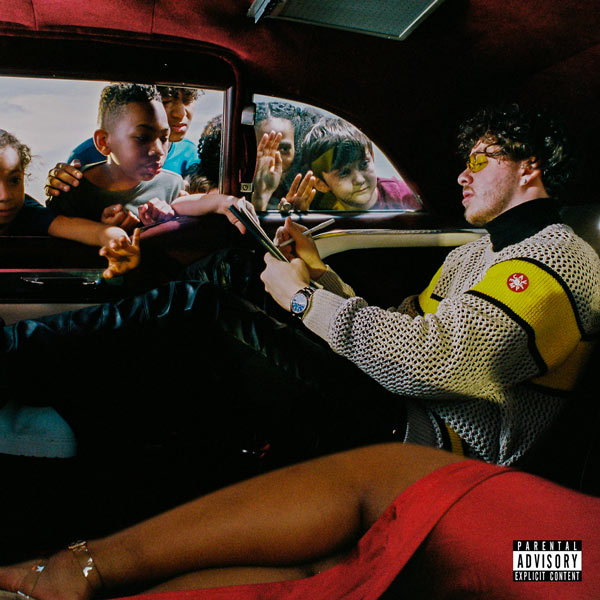 Listen: Jack Harlow Drops Debut Album 'That's What They All Say' cover image