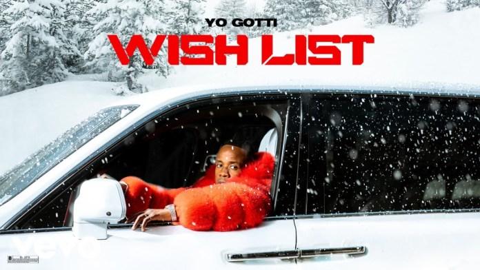 Yo Gotti 'Wish List' Video image