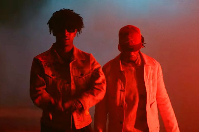 """21 Savage And Metro Boomin Present """"Glock In My Lap"""" Video"""