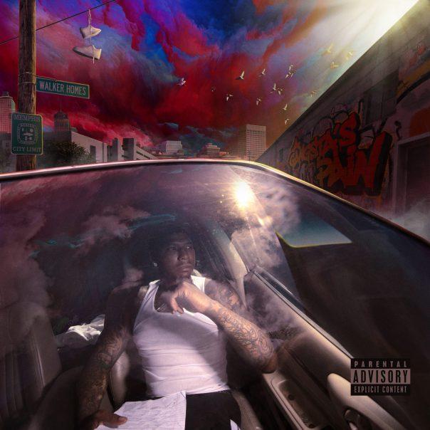 Moneybagg Yo Drops New Album 'Gangsta's Pain'