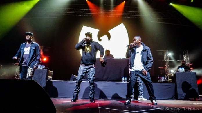 Wu-Tang Clan To Perform Live At The Red Rocks Amphitheatre