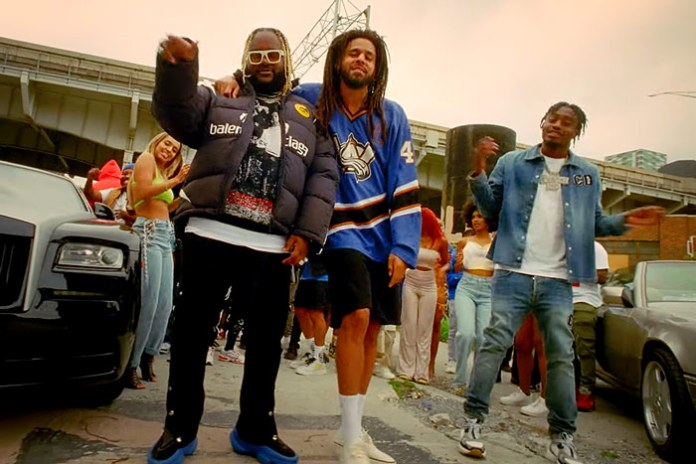 Bas Enlists J. Cole & Lil Tjay For New Track 'The Jackie'
